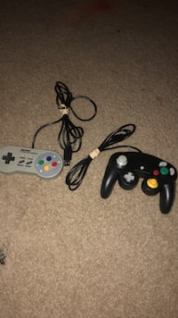 black and white Nintendo 64 game controller Frederick, 21703