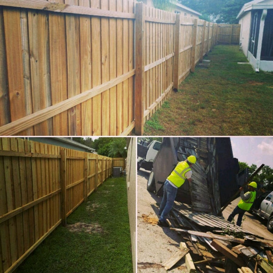 Fence Repair and Fence Building