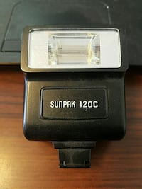 Sunpak 120C Camera Flash! Denver, 80203