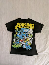 Asking Alexandria medium t-shirt Ajax, L1Z 0K6