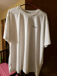 white and black Nike crew-neck t-shirt Oklahoma City, 73112