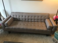 Sofa bed / 2 pillows Fairfax, 22031