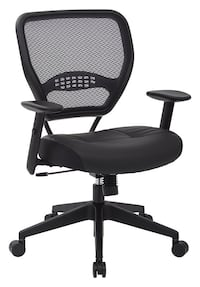 black and gray rolling armchair Columbus, 43110