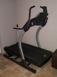 black and gray elliptical trainer FAIRPORT