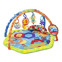 MINT CONDITION - O Ball Play-O-Lot Activity Gym (Play Mat)