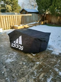 Adidas gym table cover