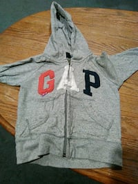gray and black zip-up hoodie Montgomery Village, 20886