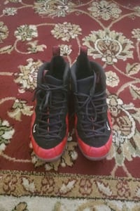Size 10 red  Foamposites  Springfield, 22150