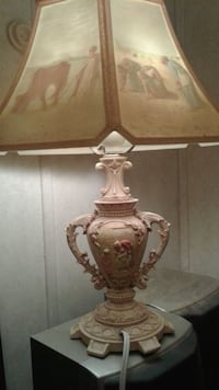 Beautiful Classic Portable lamp Ponce de Leon, 32455