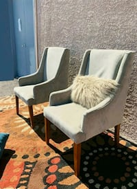 Beautiful olive green chairs Las Vegas, 89104