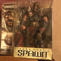Spawn dark ages in sealed box perfect condition  Lindsay, K9V 1B3