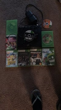 Xbox 360 With Games included Brooklyn Park, 55429