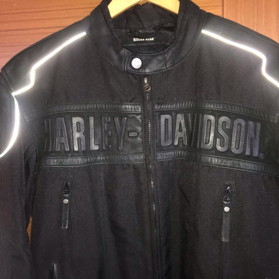 Harley-Davidson FXRG All-Weather Motorcycle Riding Jacket ebf64f95-4096-4a6c-825c-73a76a288516