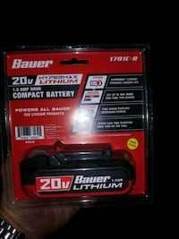 black and red Craftsman battery charger Virginia Beach, 23456
