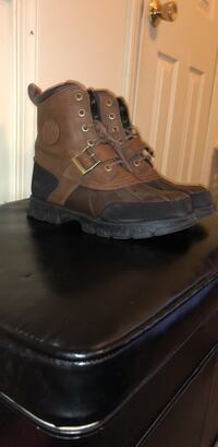 Polo Boots size 9 Hagerstown, 21740