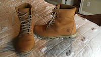 Timberland boots size 9.5 Surrey, V4A 1R5