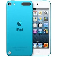 Ipod touch 5th generation  null