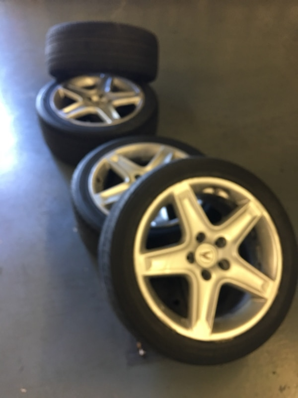 Used Acura TL Rims With Tires For Sale In San Leandro Letgo - Tires acura tl