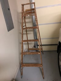 6 ft foot step ladder