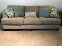 Beige and brown sofas Arlington, 22204