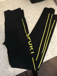 Black and neon green sport pants Lawrenceville, 30043