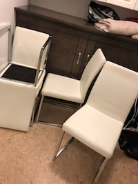 Dining chair (x4)ea. Surrey, V3R