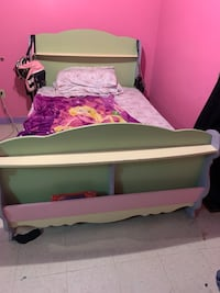 Kids Fill size bedroom set
