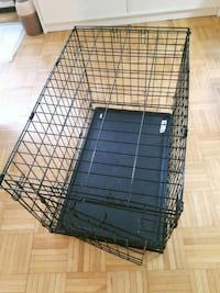 black pet crate Toronto, M3H 5T7