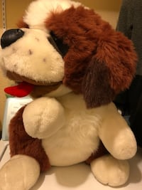 brown and white dog plush toy Salinas, 93901