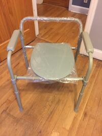 Portable bed side commode - brand new Hyde Park, 12538
