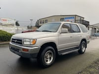 1997 Toyota 4Runner for sale Dallas