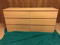 6-drawer dresser Falls Church, 22042