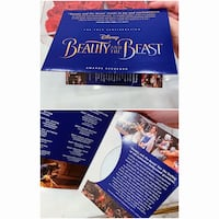 PRICE IS FIRM, PICKUP ONLY - Beauty and The Beast Toronto, M4B 2T2