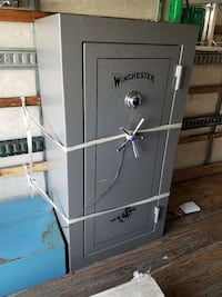 gray Winchester safety vault
