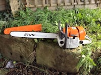 Sthil ms 391chainsaw 24 inch bar and chain