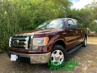 2009 - Ford - F-150 with 1800 of down payment  San Antonio