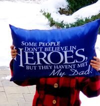 Dad/hero/pillows/Christmas/gifts Pickering, L1V 1A2