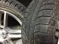 Winter Tires and Alloys + Low Profile Summers  Toronto