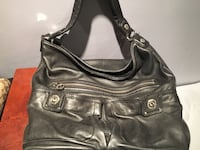 Marc Jacobs black leather purse/handbag Burnaby, V5G 3X4