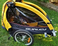 Burley Solo Kids Bicycle Trailer Chantilly
