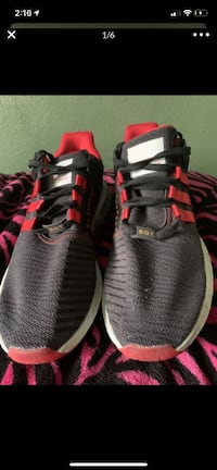 Adidas eqt support size 12