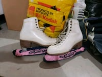 Womans size 6 figure skates Aylmer, N5H 1S4