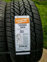 black Michelin vehicle tire set Washington, 20019