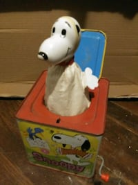 Snoopy in the box
