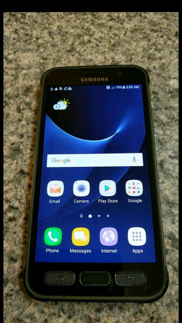 Samsung Galaxy S7 Active AT&T cricket