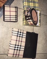Burberry package