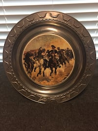 Collectible Plate Tomball, 77377