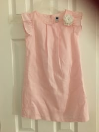 Janie and jack linen dress 6 yrs Fairfax, 22033