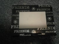 black and white square photo frame London, N6A