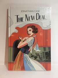 The new Deal graphic novel Mississauga, L5B